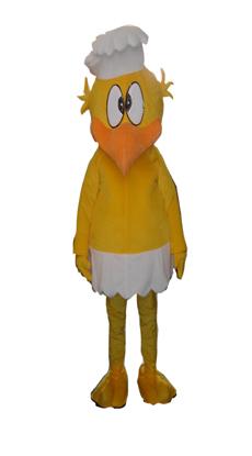 小鸡卡通服装晴蕾卡通人偶行走服装表演服饰 报价图片