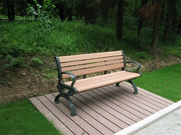 塑木凳椅,木塑凳椅,休闲凳椅,户外椅子配套图片