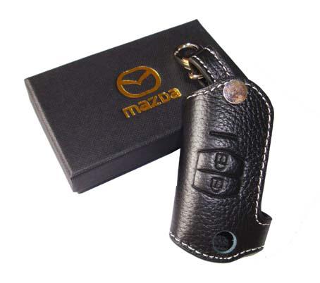 马自达6 3 2 rx-8 奔腾b70专车专用真皮汽车钥匙包/钥匙扣/钥匙套产品
