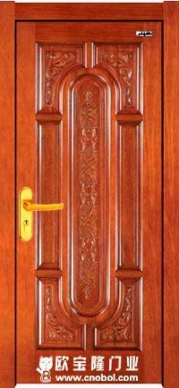 原木雕花门,实木门,烤漆门,工艺烤漆套装门,欧式烤漆套装门,实木贴