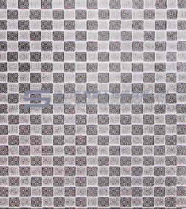 彩色不锈钢正方格花纹板