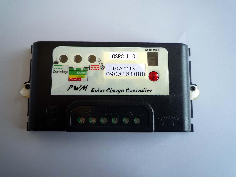 太阳能路灯控制器产品大图