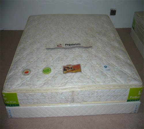 排版家具-佛山市顺德区乐从镇致富家具厂-产床垫字体折叠图片