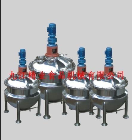三,分类:   1,按加热方式分为:电加热蒸煮锅,蒸汽加热蒸煮锅   2