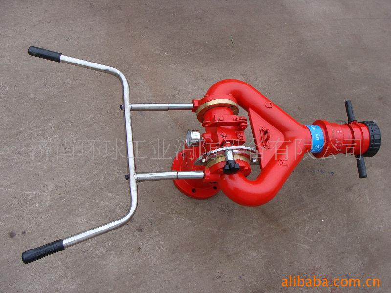 消防炮、手动固定式消防水炮、消防炮价格生产厂家产品大图