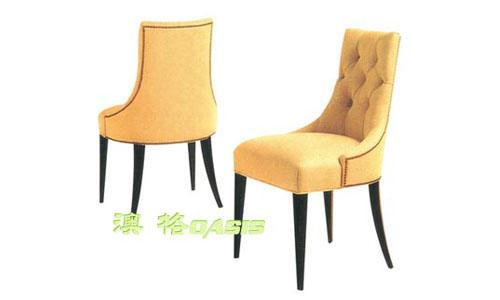 厅椅子实木餐椅