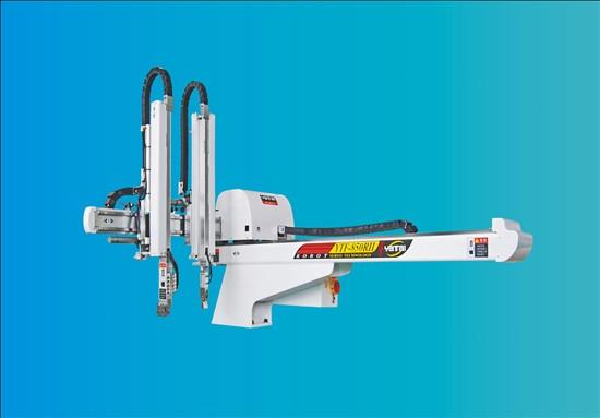 机械手底座的轴承布置结构
