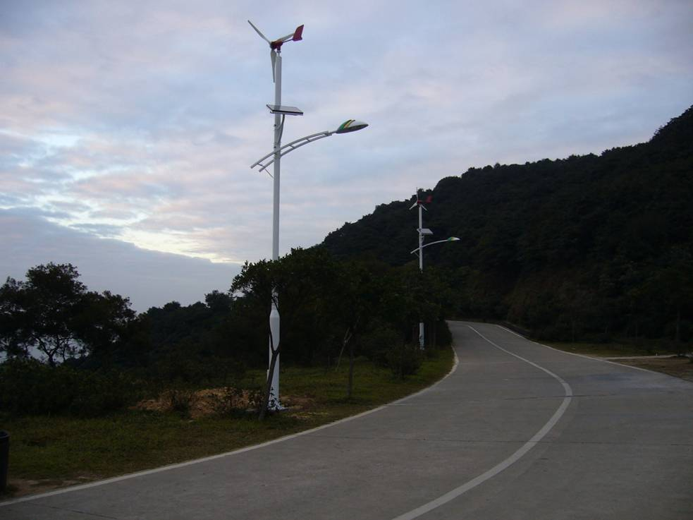 老鹰风景卡纸剪贴画-型风力发电机及风光互补路灯照明发电系统 风光互补标杆企业广州红