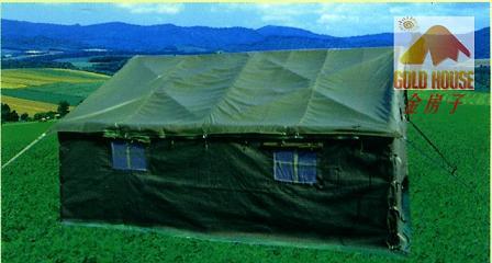 5x6特质施工帐篷/棉帐篷/救灾帐篷北京金房子保证