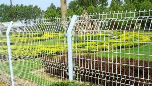 港口绿地围栏