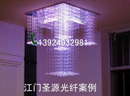 光纤灯,吊顶水晶灯星空,满天星光纤灯产品大图