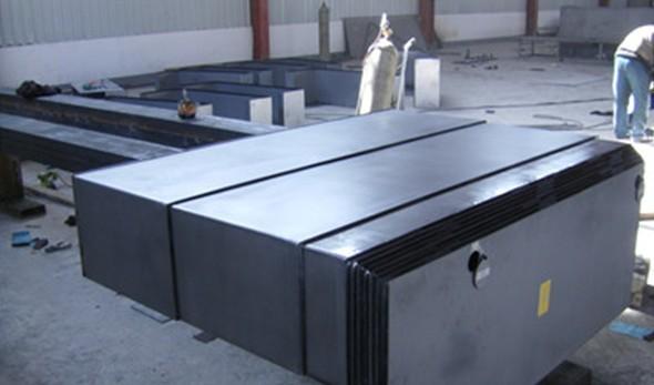 不锈钢防护罩_不锈钢防护罩机床不锈钢钢板防护罩世通软管