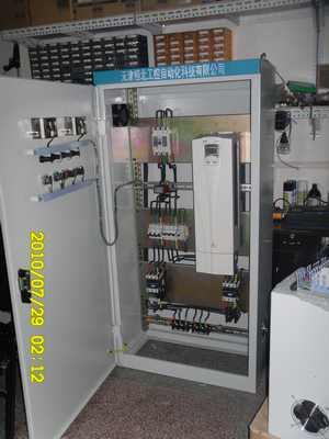天津恒压供水控制柜