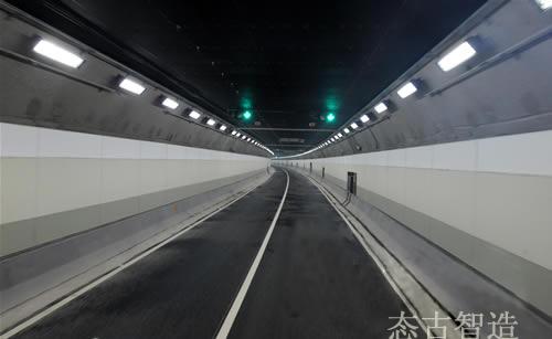 完全满足地铁隧道中装饰材料的设计要求.