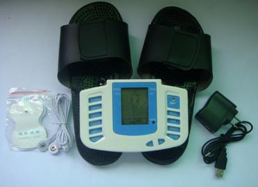 数码脉冲理疗仪,脉冲理疗仪拖鞋,电子脉冲治疗仪,数码
