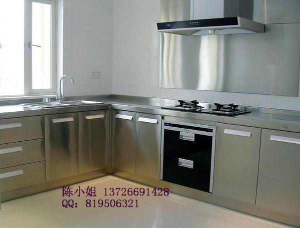 山东橱柜台面板价格,不锈钢整体橱柜,不锈钢台面板厂家